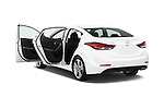 Car images of a 2015 Hyundai Elantra Sport 4 Door Sedan Doors