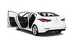 Car images of a 2015 Hyundai Elantra Sport 4 Door Sedan Doors