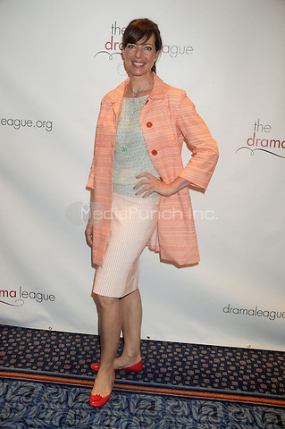 Allison Janney attends the 75th Annual Drama League Awards at the Marriot Marquis in New York City. May 15, 2009 Credit: Dennis Van Tine/MediaPunch