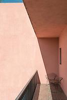 Casa Pedregal by Luis Barragan. Pedregal, Mexico City