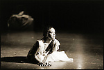 Trinidad Sevillano as Juliet in English National Ballet's production of Romeo and Juliet