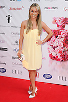 Ola Jordan arriving for the Fragrance Foundation Awards 2014 at the Brewery, London. 15/05/2014 Picture by: Alexandra Glen / Featureflash