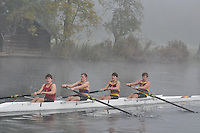 001 SHP .Reading Rowing Club Small Boats Head 2011. Tilehurst to Caversham 3,300m downstream. Sunday 16.10.2011