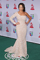 LAS VEGAS, NV - NOVEMBER 15 :  Julie Ferreti pictured at the 2012 Latin Grammys at Mandalay Bay Resort on November 15, 2012 in Las Vegas, Nevada.  Credit: Kabik/Starlitepics/MediaPunch Inc. /NortePhoto