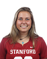 Stanford, CA - September 20, 2019: Katherine Gjertsen, Athlete and Staff Headshots