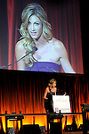 Erin Andrews was MC at Making Headway Foundation's Holly's Angels gala at Cipriani in New York City. The benefit honored the memory of Holly Lind.