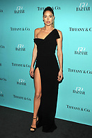 NEW YORK, NY - APRIL 19: Doutzen Kroes at the Harper's Bazaar: 150th Anniversary Party at The Rainbow Room on April 19, 2017 in New York City. <br /> CAP/MPI/PAL<br /> &copy;PAL/MPI/Capital Pictures