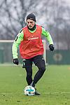 10.01.2018, Trainingsgelaende, Bremen, GER, 1.FBL, Training SV Werder Bremen<br /> <br /> im Bild<br /> Robert Bauer (Werder Bremen #4), <br /> <br /> Foto &copy; nordphoto / Ewert