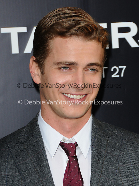 Hayden Christiansen at the Screen Gems' World Premiere of Takers held at The Arclight Theatre in Hollywood, California on August 04,2010                                                                               © 2010 Debbie VanStory / Hollywood Press Agency
