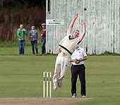 Cricket Scotland National League Final - Prestwick CC V Heriots CC at Meikleriggs, Paisley (Ferguslie CC) - - picture by Donald MacLeod - 20.08.2017 - 07702 319 738 - clanmacleod@btinternet.com - www.donald-macleod.com