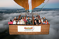 20120628 June 28 Hot Air Balloon Cairns