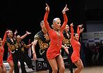 """07.12.2019,  GER; Tanzen, WDSF Weltmeisterschaft der Lateinformationen, Finale, im Bild 1. TSZ Velbert (GER) mit dem Thema """"No limits"""" Foto © nordphoto / Witke"""