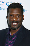 "HOLLYWOOD, CA. - November 24: Actor Eamonn Walker arrives on the red carpet of the Los Angeles Premiere of ""Cadillac Records"" at The Egyptian Theater on November 24, 2008 in Hollywood, California."