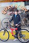 Jamie Connor with his new bike at Quay Cycles..Photo NEWSFILE/Jenny Matthews.(Photo credit should read Jenny Matthews/NEWSFILE)....This Picture has been sent you under the condtions enclosed by:.Newsfile Ltd..The Studio,.Millmount Abbey,.Drogheda,.Co Meath..Ireland..Tel: +353(0)41-9871240.Fax: +353(0)41-9871260.GSM: +353(0)86-2500958.email: pictures@newsfile.ie.www.newsfile.ie.FTP: 193.120.102.198.