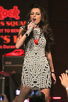 NEW YORK, NY - OCTOBER 04: Cher Lloyd at Hard Rock Rocks Times Square at Hard Rock Cafe, Times Square on October 4, 2012 in New York City. © RW/MediaPunch Inc. © /NortePhoto