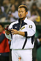 Sho Nakata (JPN), <br /> NOVEMBER 14, 2014 - Baseball : <br /> 2014 All Star Series Game 2 <br /> between Japan and MLB All Stars <br /> at Tokyo Dome in Tokyo, Japan. <br /> (Photo by YUTAKA/AFLO SPORT)[1040]