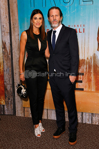 Los Angeles, CA - JAN 10:  Alexandra Dorros and Bard Dorros attend the HBO premiere of True Detective Season 3 at the DGA Theater on January 10 2019 in Los Angeles CA. Credit: CraSH/imageSPACE/MediaPunch