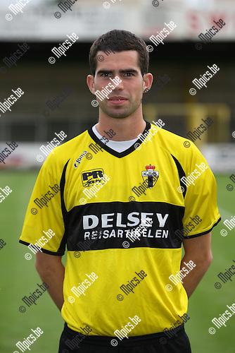 2007-07-26 / Voetbal / Berchem Sport / Axel Snoeck