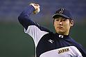 Yoshihiro Maru (JPN),<br /> NOVEMBER 15, 2014 - Baseball : <br /> 2014 All Star Series Game 3 between Japan 4-0 MLB All Stars <br /> at Tokyo Dome in Tokyo, Japan. <br /> (Photo by Shingo Ito/AFLO SPORT)[1195]