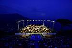Belvedere di Villa Rufolo<br /> Budapest Festival Orchestra<br /> Direttore Iv&aacute;n Fischer<br /> Violino J&oacute;zsef Cs&oacute;csi Lendvay<br /> Violino J&oacute;zsef Lendvay<br /> Cimbalon Jenő Lisztes<br /> Musiche di Liszt, Brahms, Sarasate