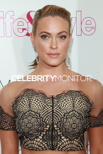 WEST HOLLYWOOD, CA, USA - OCTOBER 23: Peta Murgatroyd arrives at the Life & Style Weekly 10 Year Anniversary Party held at SkyBar at the Mondrian Los Angeles on October 23, 2014 in West Hollywood, California, United States. (Photo by David Acosta/Celebrity Monitor)