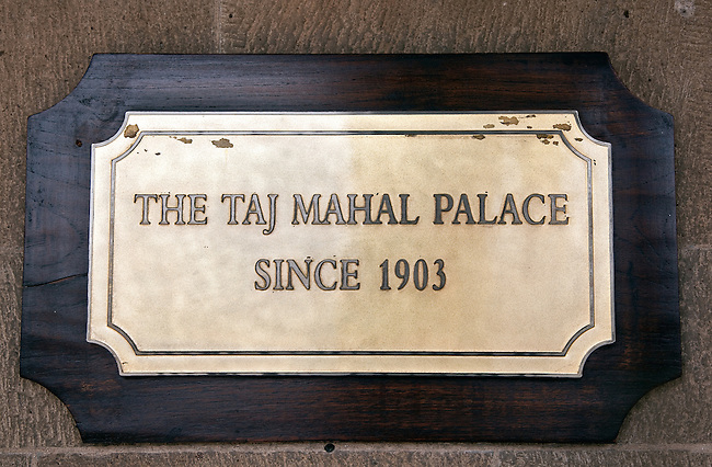 MUMBAI, INDIA - SEPTEMBER 27, 2010: The Taj Mahal Palace and Tower Hotel in Mumbai. The Hotel has re-opened after the terror attacks of 2008 destroyed much of the heritage wing. The wing has been renovated and the hotel is once again the shining jewel of Mumbai. pic Graham Crouch