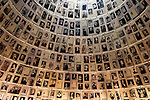 Yad Vashem, the Holocaust Martyrs' and Heroes' Authority. The Hall of Names at the new Holocaust History Museum (2005)<br />
