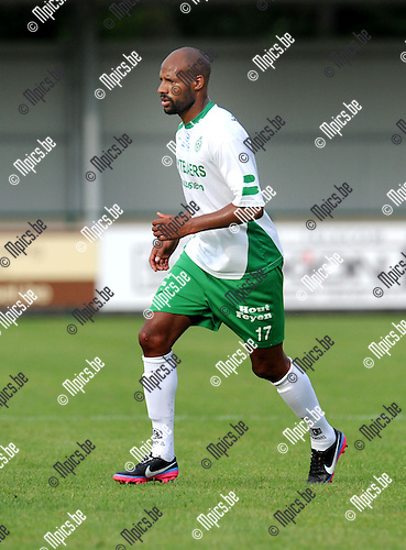 2013-07-27 / Voetbal / seizoen 2013-2014 / Dessel Sport / Omar Bennassar<br /><br />Foto: Mpics.be