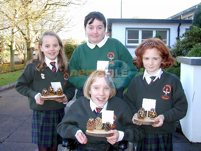 Niamh Kerley, Eimear Halpenny, Mary Aylward and Julie Duff..Picture Paul Mohan Newsfile