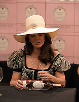 BOCA RATON, FL - FEBRUARY 08:  Actress, restaurateur and,Real Housewives of Beverly Hill star Lisa Vanderpump introduces fans to her newest venture Vanderpump Rose Wine on February 8, 2018 at Total Wine &amp; More in Boca Raton, Florida.<br /> <br /> <br /> People:  Lisa Vanderpump<br /> <br /> Transmission Ref:  FLXX<br /> Credit: Hoo-Me.com /MediaPunch