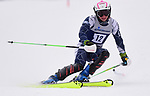 FRANCONIA, NH - MARCH 10: Colin Hayes of Middlebury participates in the men's Slalom at the Division I Men's and Women's NCAA Skiing Championships held at Jackson Ski Touring on March 10, 2017 in Jackson, New Hampshire. (Photo by Gil Talbot/NCAA Photos via Getty Images)
