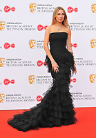 Kimberley Garner at the British Academy (BAFTA) Television Awards 2019, Royal Festival Hall, Southbank Centre, Belvedere Road, London, England, UK, on Sunday 12th May 2019.<br /> CAP/CAN<br /> &copy;CAN/Capital Pictures