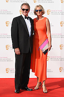 Hugh Bonneville<br /> at the 2016 BAFTA TV Awards, Royal Festival Hall, London<br /> <br /> <br /> &copy;Ash Knotek  D3115 8/05/2016
