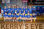 The Keanes  of killorglin SuperValu team that played Kilkenny in Killorglin Saturday night