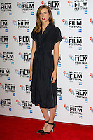 Agyness Deyn attending a screening of 'Electricity' during the 58th BFI London Film Festival at Vue West End, London. 14/10/2014 Picture by: Alexandra Glen / Featureflash