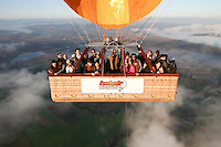20150915 Sepetember 15 Hot Air Balloon Gold Coast