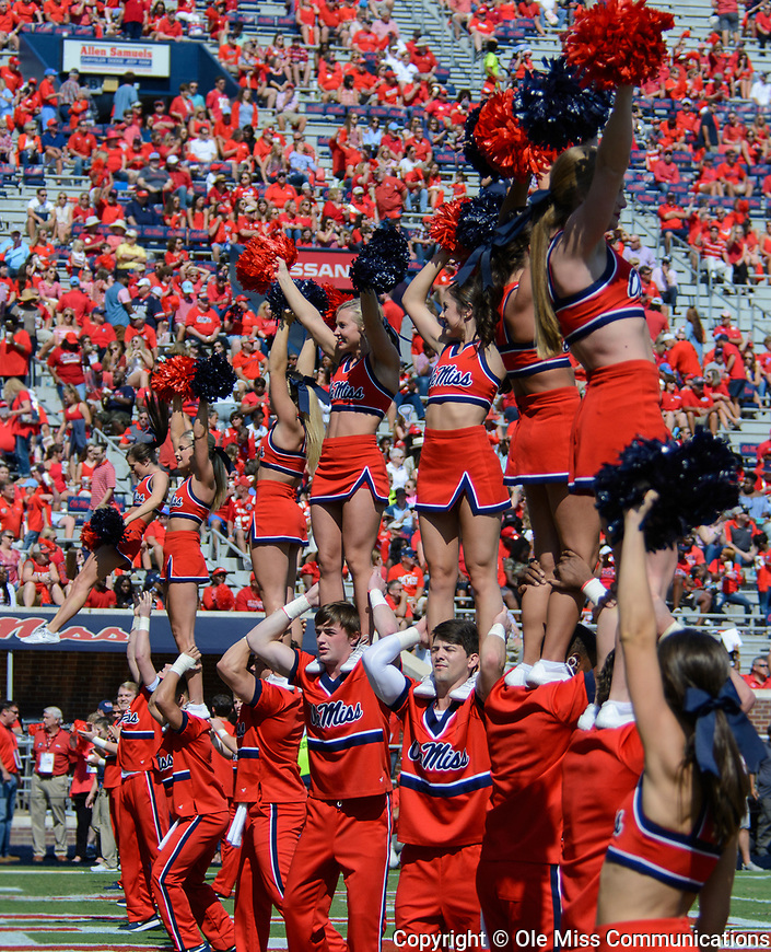 Photo by Marlee Crawford/Ole Miss Communications