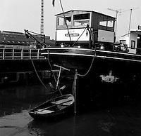 1961.   Haven van Antwerpen.