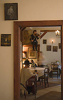 Europe/Pologne/Lodz: Restaurant Anatewka - Cuisine juive - rue Sierpna