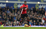 Paul Pogba of Manchester United during the Premier League match at Goodison Park, Liverpool. Picture date: December 4th, 2016.Photo credit should read: Lynne Cameron/Sportimage