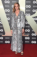 LONDON, UK. September 03, 2019: Gabby Logan arriving for the GQ Men of the Year Awards 2019 in association with Hugo Boss at the Tate Modern, London.<br /> Picture: Steve Vas/Featureflash