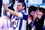 Real Sociedad's supporters  during La Liga match. April, 8th,2019. (ALTERPHOTOS/Alconada)