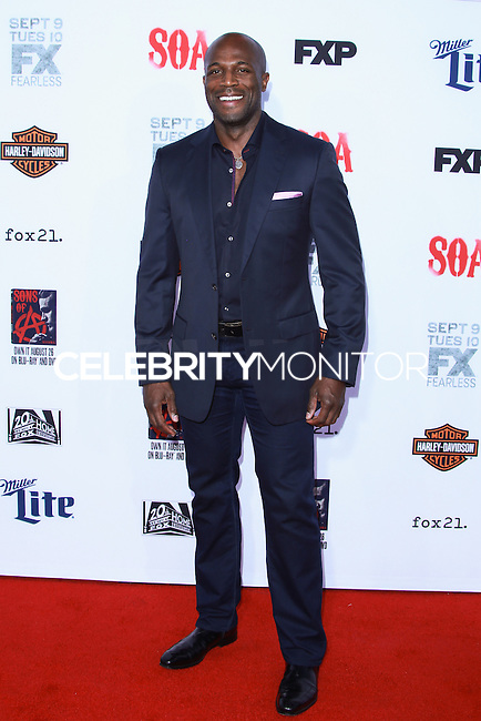 HOLLYWOOD, LOS ANGELES, CA, USA - SEPTEMBER 06: Billy Brown arrives at the Los Angeles Premiere Of FX's 'Sons Of Anarchy' Season 7 held at the TCL Chinese Theatre on September 6, 2014 in Hollywood, Los Angeles, California, United States. (Photo by David Acosta/Celebrity Monitor)