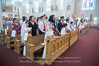 2018 St Marys Confirmation & First Communion