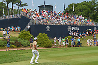 Satoshi Kodaira (JPN) heads down 12 during 4th round of the 100th PGA Championship at Bellerive Country Club, St. Louis, Missouri. 8/12/2018.<br /> Picture: Golffile   Ken Murray<br /> <br /> All photo usage must carry mandatory copyright credit (© Golffile   Ken Murray)