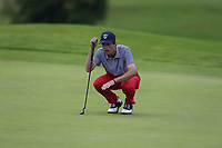 Colin Morikawa (USA) during final day of the World Amateur Team Championships 2018, Carton House, Kildare, Ireland. 08/09/2018.<br /> Picture Fran Caffrey / Golffile.ie<br /> <br /> All photo usage must carry mandatory copyright credit (&copy; Golffile | Fran Caffrey)