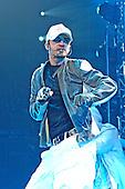 Aug 21, 2003: JUSTIN TIMBERLAKE - Justified/Stripped Tour USA
