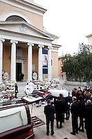 Camille Muffat's funerals in Nice - France