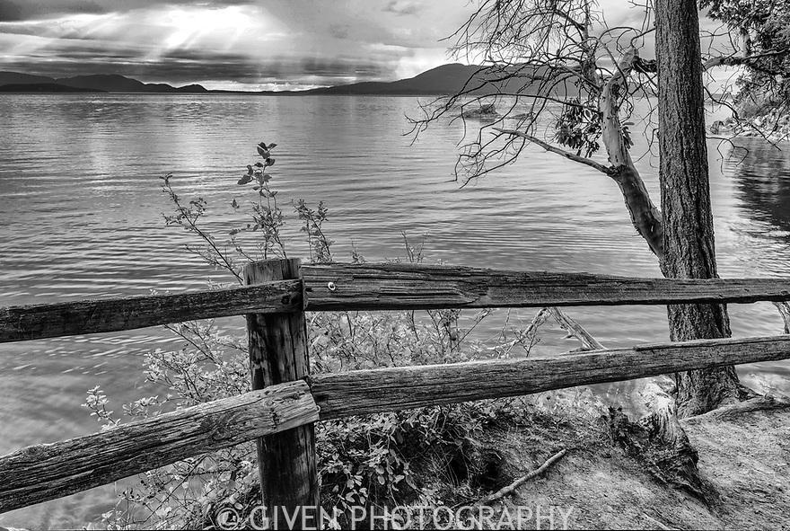 Samish Bay, Larabee State Park, Washington
