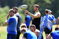 Dave Atwood of Bath Rugby. Bath Rugby pre-season training on July 2, 2018 at Farleigh House in Bath, England. Photo by: Patrick Khachfe / Onside Images